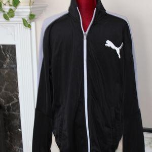PUMA gym jacket Size Large